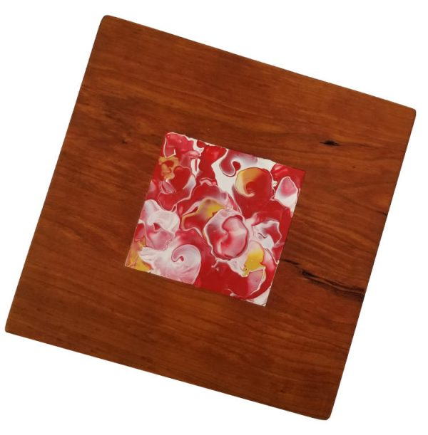 Somerset Collection - Rose overhead cherry platter