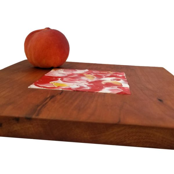 Somerset Collection - Rose with Fruit cherry platter