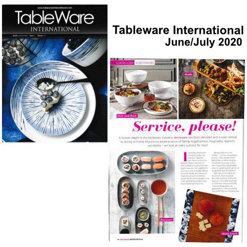 Tableware International Magazine June 2020